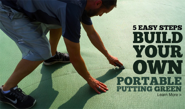 Build A Portable Putting Green