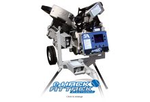 Hack Attack Pitching Machines