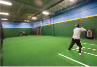 ShellCage Multilane Batting Cage System