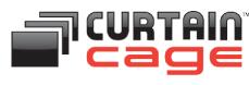 CurtainCage Logo