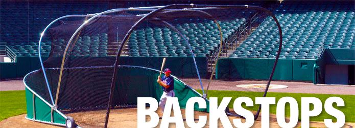 Portable Baseball Backstops Baseball Backstops