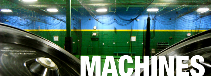 Pitching Machines