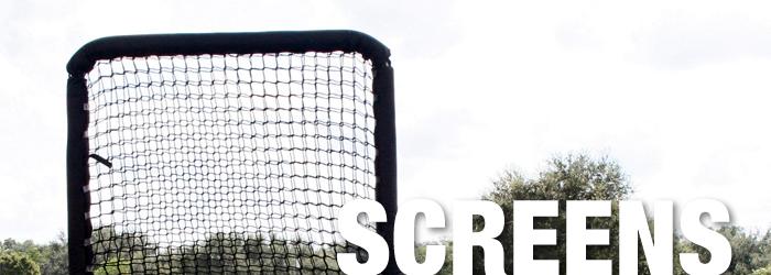 Baseball and Softball Screens