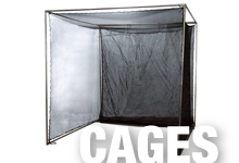 Golf Hitting Cages