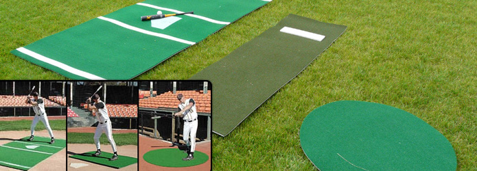 case feet x product pitching p pro mat with htm softball ball green atm and line power mats