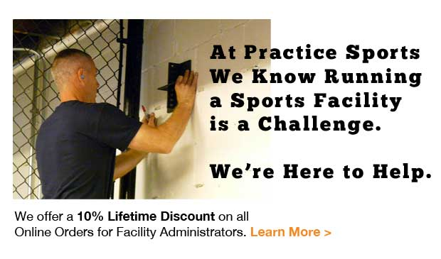 Sports Facility Installation Discounts