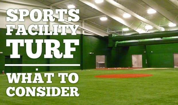 Sports Facility Turf, What to Consider
