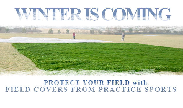 Winter is coming, shop field covers.