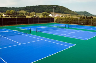 Sports Training Equipment Shop Basketball Court Tiles Practice