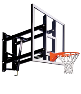Goalsetter Indoor Basketball Hoop - Wall-Mount with 72\