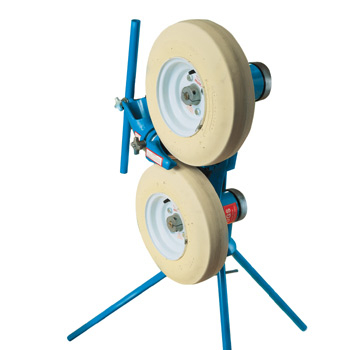 Wheel Pitching Machines