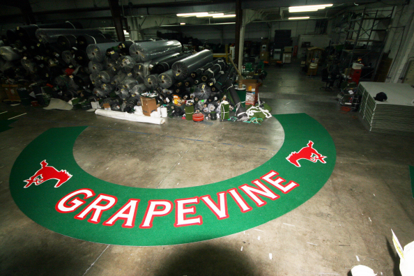 Grapevine Turf Halo Front