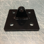 "[FlexPlate - 5"" x 5"" Steel Wall Anchor Plate w/single Terminal Point]"