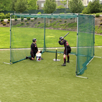 [Jugs - Multi-Sport Instant Cage NET ONLY: 9'H X 12'W X 12'D]