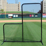 [ProCage™ - 7' x 7' 'Black Series' L-Screen (Frame & Net)]