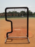 [Bullet - 7'x 5' Front Toss Baseball Screen]