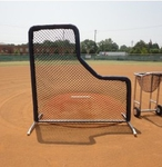 [Bullet - 7'x 7' L-Screen Baseball Screen]