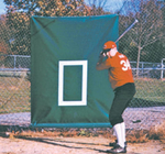 [CoverSports - Cage Saver, Vinyl Impact Screen: 7'H x 5'W]
