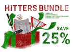 [PSI - Hitter's Kit Bundle (Screen, Balls, Tee, Caddy)]