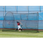 [Trend Sports - 12'L x 12'W x 10'H Home Batting Cage from Trend Sports]