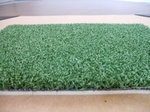 [Turf360 - 45 oz Nylon Triple-Crown Turf - WITH FOAM PAD (per Square Foot)]